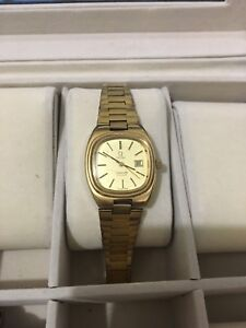 Vintage Omega seamaster automatic watch Box Hill Whitehorse Area Preview