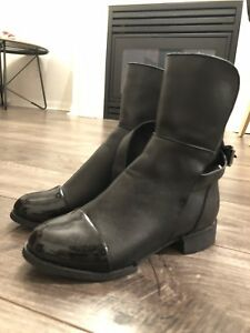 Customized Handmade Small size Petite Boots for small feet