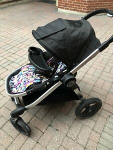 2016 Baby Jogger City Select with Accessories