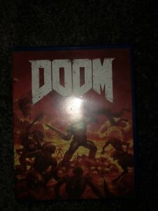 DOOM ps4 game