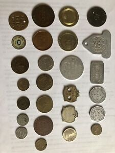 Jeton monnaie token mix french quebec montreal
