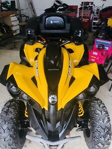 2014 can am renegade 1000 only 1500 km Mint !