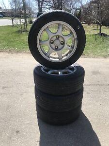 1995 Miata wheels. 4x100