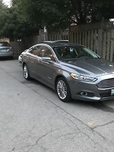 2014 FORD FUSION HYBRID SE. $14,500 NO TAX!