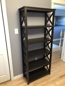 5 Shelf Bookcase From Target