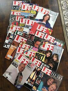 Life & National Geographic Magazines