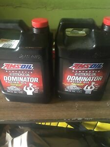 AMSOIL Doninator 2 Stroke Full Synthetic Oil