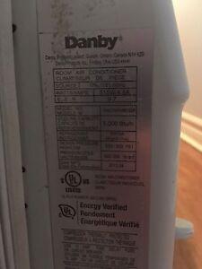 Danby 5000btu air conditioner