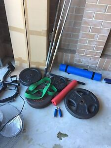 Home gym Aberglasslyn Maitland Area Preview