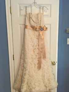 Wedding Dress- Maggie Sottero Size 14