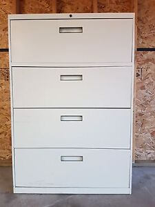 Large office filing cabinet