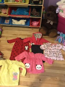 Baby girls clothing 3 to 12 months
