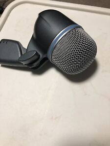 Shure Beta52a and Apex130