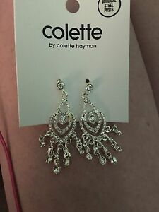 Colette Silver Earrings Dee Why Manly Area Preview