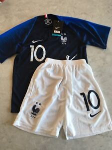 Youth Mbappe Kit - new with tags