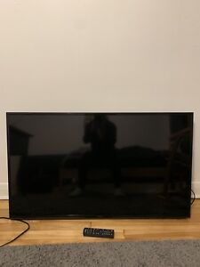 Insignia 48 inch TV with wall mount (like new)