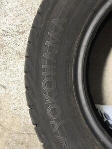 Yokahama Winter Tires 195/55/15
