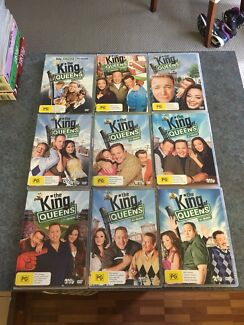 The King of Queens Seasons 1-9 $45