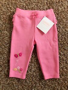 Brand New Gymboree Baby Girl Pants ( 3-6m )