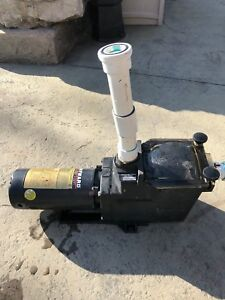 Hayward 1.5HP Self-Priming Super Pump