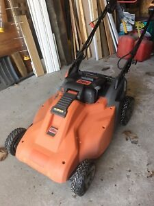 Lawn motor Electric self propelled