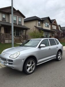 2006 Porsche Cayenne. V6 151km. Excellent condition