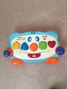Vtech floor toy for babies.