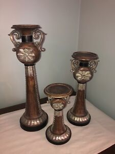 Candle Holders worth $75 for $5 each