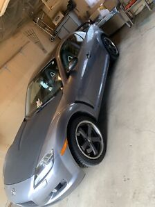 Running 2004 Mazda rx8 replaced engine+ additional bumper