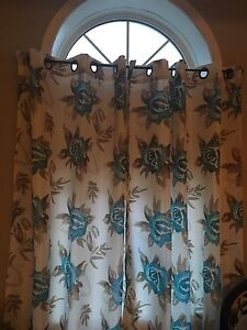 Beautiful curtains for sale