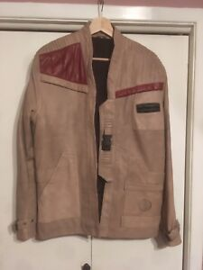 Star Wars Force Awakens, Finn's leather jacket, high quality rep