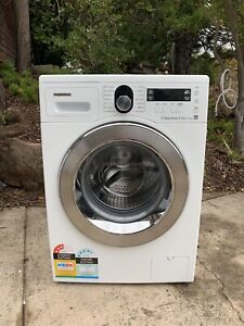 Sumgung 8.5KG quiet drive front load washing machine new likes