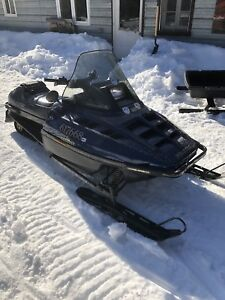 1991 Classic Snowmobile for Sale