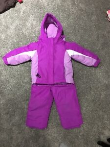 New 3T Winter jacket and ski pants