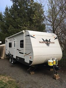 25f travel trailer