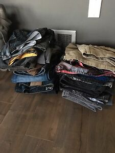 Men's jeans and Shorts for sale