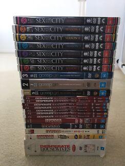 DVD Boxsets Elanora Gold Coast South Preview