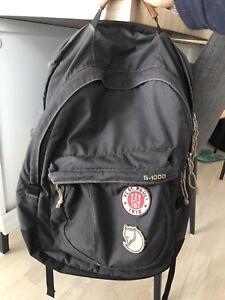 Fjällräven 20L day backpack G-1000