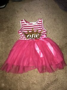 Brand new girls 1st birthday dress