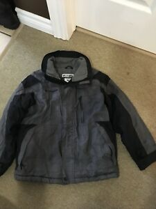 Columbia Boys Girls Winter Coat Jacket Size 8
