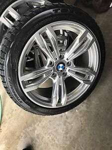 "18"" BMW Toyo Observe G3 Ice Winter Tires"