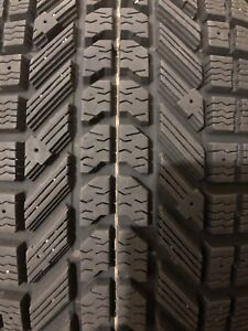*BRAND NEW*Winter tires  (245/65/R17 ) with steels