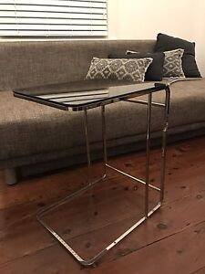 Small glass table top side table Ashfield Ashfield Area Preview