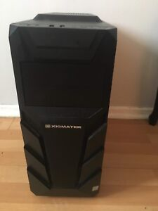 Gaming pc 1050ti 4gb