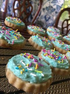 Fresh homemade cookies!
