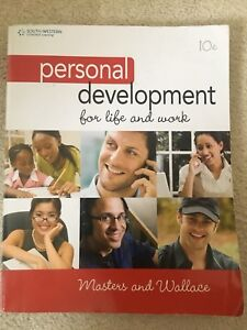 Textbook for sale- personal development