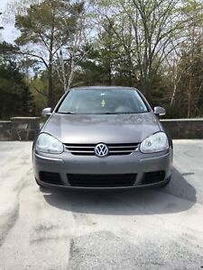 2009 Volkswagen Rabbit 2.5L Four door