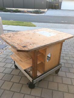 Work bench timber