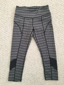 Comfy and cute workout leggings (cropped)