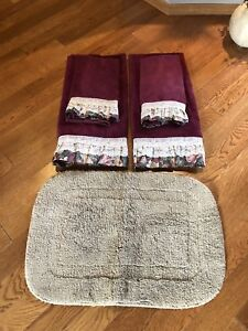 4pc New towel set
